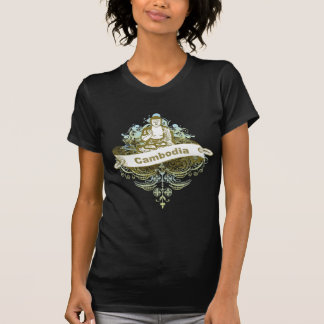 T-shirt Bouddha Cambodge