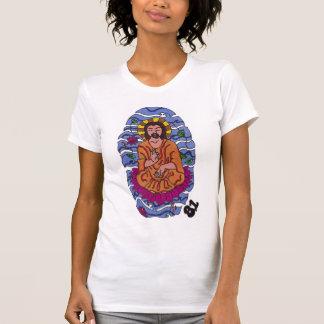 T-shirt Bouddha Jésus