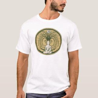 T-shirt Bouddha sous l'arbre de Bodhi