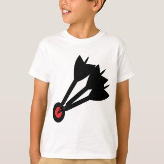 T-shirt boudine de flèches de dard