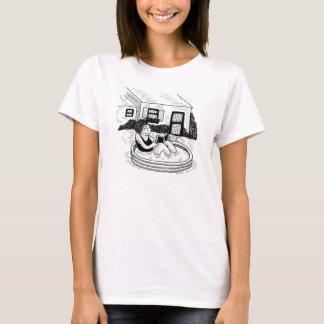 T-shirt Boue T