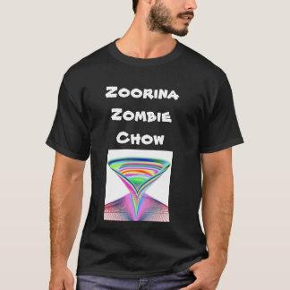 T-shirt Bouffe de zombi de Zoorina