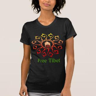 T-shirt Bougie libre du Thibet