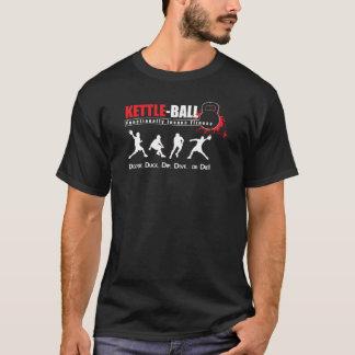 T-shirt Bouilloire-Ball : Forme physique fonctionellement