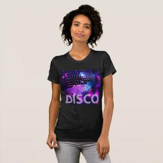 T-shirt Boule brillante de disco