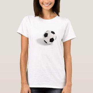 T-shirt Boule de football