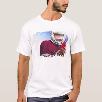 T-shirt Boule de transport de joueur de football