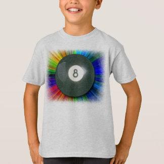 T-shirt Boule huit