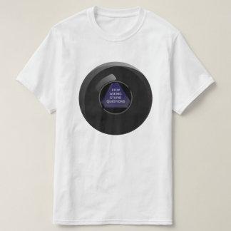 T-shirt Boule sarcastique de la magie 8
