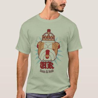 T-shirt Bouledogue britannique