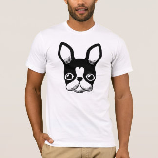 T-shirt Bouledogue français/Boston Terrier