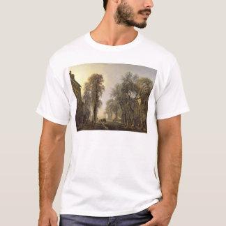 T-shirt Boulevard Poissonniere en 1834