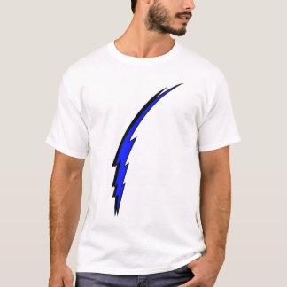 T-shirt Boulon bleu
