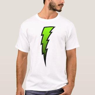 T-shirt Boulon de foudre de chaux