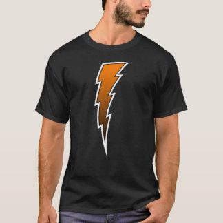 T-shirt Boulon de foudre - orange