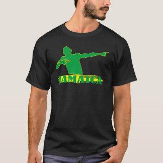 T-shirt Boulon de la Jamaïque