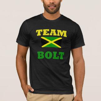 T-shirt boulon d'équipe -