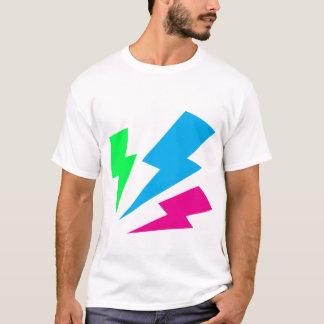 T-shirt Boulons de fusion