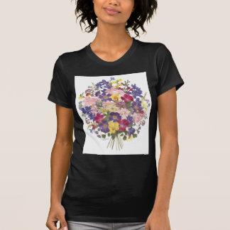 T-shirt Bouquet floral