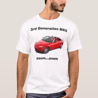 T-shirt bourdonnement de bourdonnement…, 3ème G…