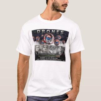 T-shirt BOURDONS. La liberté trompe jamais