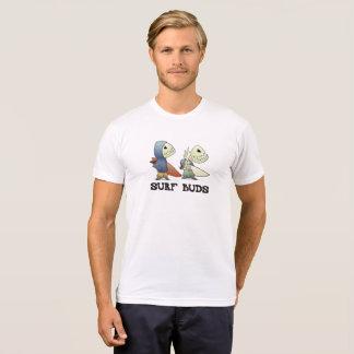 T-shirt Bourgeons de surf