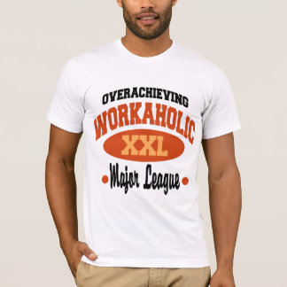 T-shirt Bourreau de travail drôle