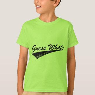 T-shirt Bout de poulet