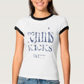 T-shirt Bout II d'éruptions de tennis