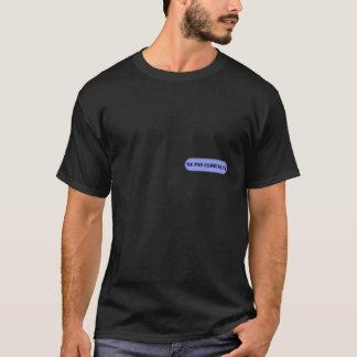T-shirt bouton