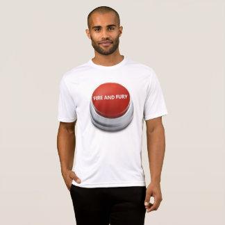 T-shirt Bouton du feu et de fureur