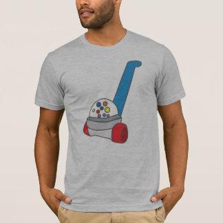 T-shirt Bouton-pression de maïs