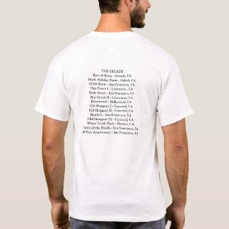 T-shirt Bovis pièce en t d'anniversaire de 10 ans