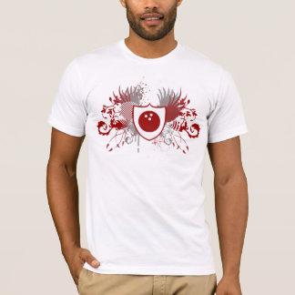 T-shirt bowling de haute fidélité