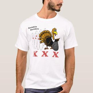 T-shirt Bowling de la Turquie