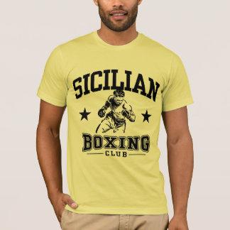 T-shirt Boxe sicilienne
