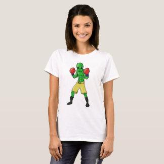 T-shirt Boxeur étranger