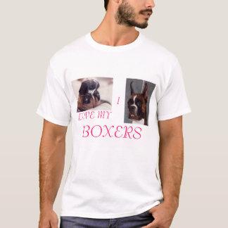 T-shirt Boxeurs