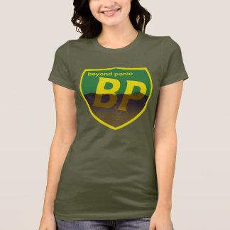 T-shirt BP au delà de chemise de panique - rétros dames de