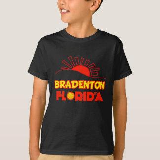 T-shirt Bradenton, la Floride