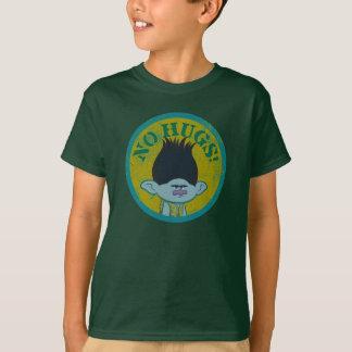 T-shirt Branche des trolls | - aucunes étreintes !