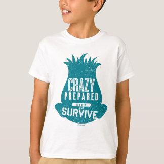 T-shirt Branche des trolls | - cachez et survivez