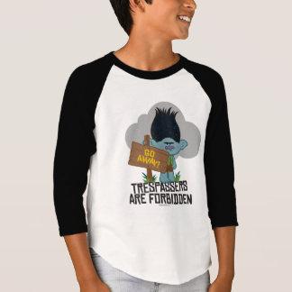 T-shirt Branche des trolls | - des transgresseurs sont