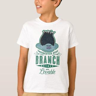 T-shirt Branche des trolls | - héros secret