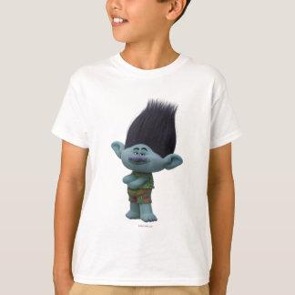 T-shirt Branche des trolls | - sourire