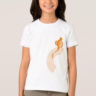 T-shirt Bras de lecture - vinyle de musique de jockey de