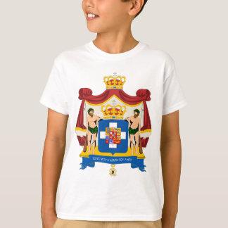 T-shirt Bras royaux de la Grèce