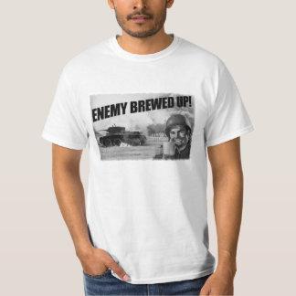 T-shirt Brassé ! T-shirt, monde des réservoirs