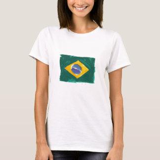 T-shirt Brazilian flag