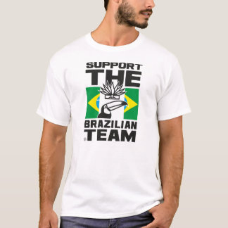 T-SHIRT BRAZILIAN TEAM